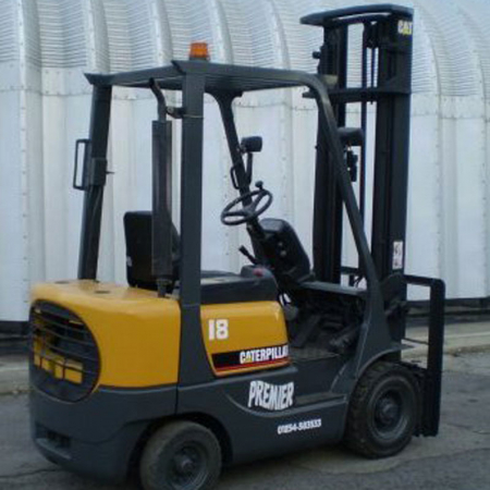 CATERPILLAR DP18K DIESEL Fork Lift