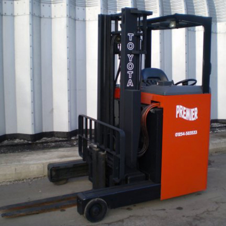 BT 6FBRE14 ELECTRIC Fork Lift