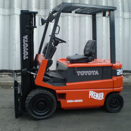 TOYOTA FBML20 ELECTRIC Fork Lift