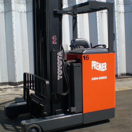 TOYOTA REACH 6FBRE16 ELECTRIC Fork Lift