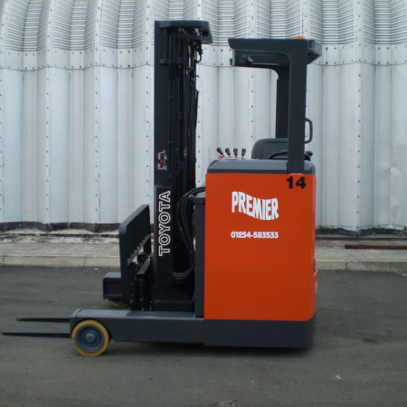 TOYOTA REACH 6FBRE14 ELECTRIC Fork Lift