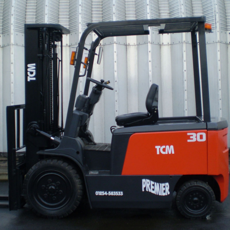 TCM FTB18 ELECTRIC Fork Lift