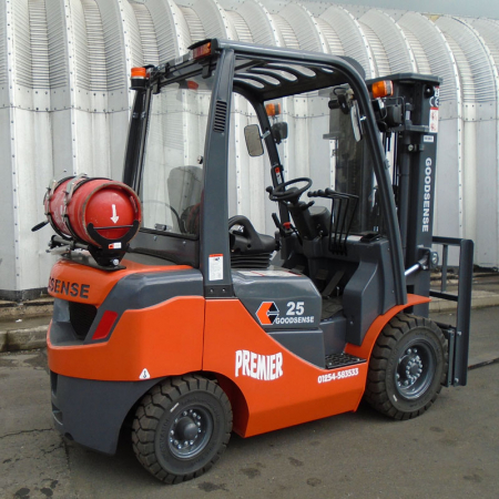 NEW GOODSENSE FY25 L.P.GAS Fork Lift
