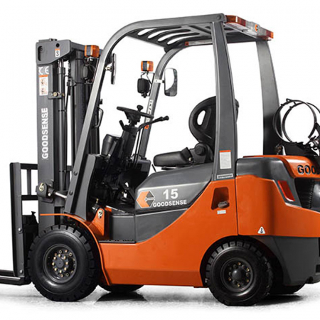 G-Series FY15 L.P.GAS Fork Lift