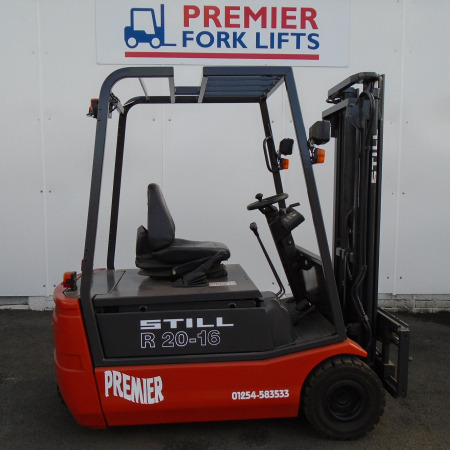 STILL R20 ELECTRIC Fork Lift