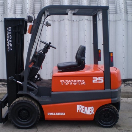 TOYOTA FBMF25 ELECTRIC Fork Lift