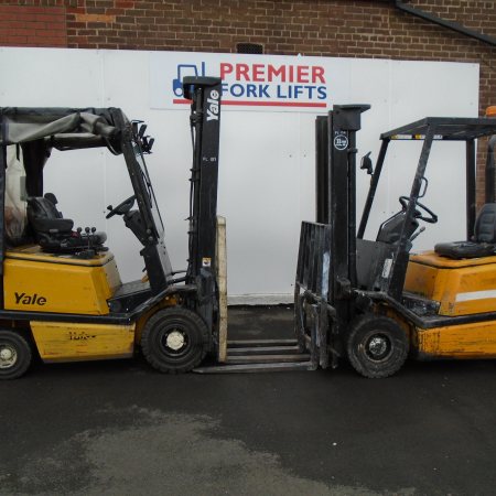 TOYOTA FBSF15 ELECTRIC Fork Lift