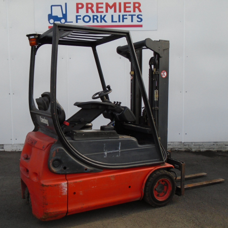 LINDA E18P ELECTRIC Fork Lift